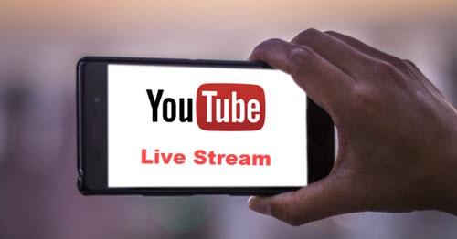 video da livestream