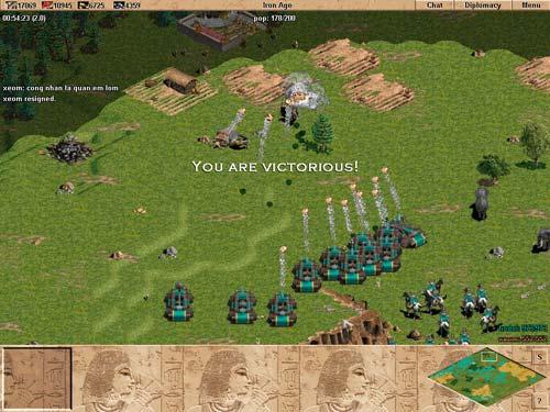 Các loại quân trong Đế chế AOE 1, nguồn gốc lịch sử, điểm mạnh yếu 9
