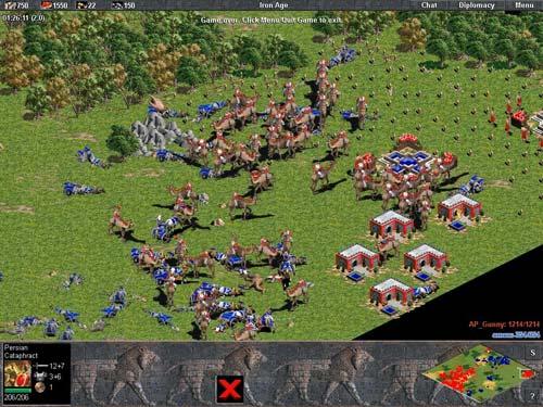 Các loại quân trong Đế chế AOE 1, nguồn gốc lịch sử, điểm mạnh yếu 10