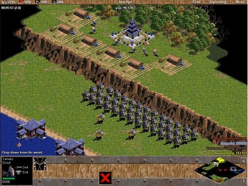 Các loại quân trong Đế chế AOE 1, nguồn gốc lịch sử, điểm mạnh yếu 11