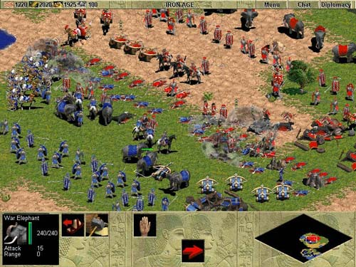 Các loại quân trong Đế chế AOE 1, nguồn gốc lịch sử, điểm mạnh yếu 5