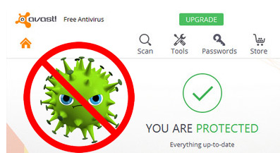 diet virus bang avast free antivirus