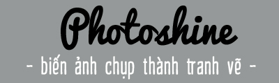 bien anh chup thanh tranh ve voi photoshine