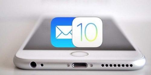 huong dan loc mail tren ios 10
