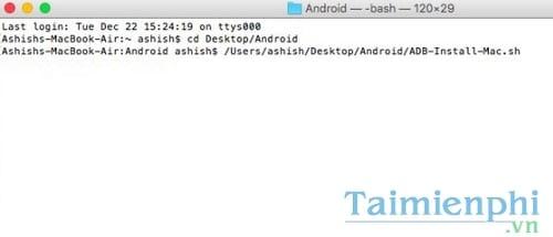 Cài đặt và thiết lập Fastboot, ADB/USB Driver trên điện thoại Android, Samsung, Oppo, HTC 10