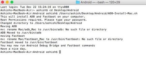 Cài đặt và thiết lập Fastboot, ADB/USB Driver trên điện thoại Android, Samsung, Oppo, HTC 12