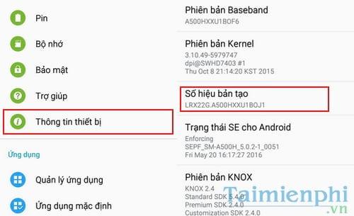 Cài đặt và thiết lập Fastboot, ADB/USB Driver trên điện thoại Android, Samsung, Oppo, HTC 3
