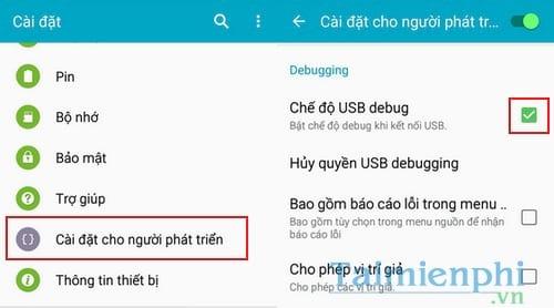 Cài đặt và thiết lập Fastboot, ADB/USB Driver trên điện thoại Android, Samsung, Oppo, HTC 4