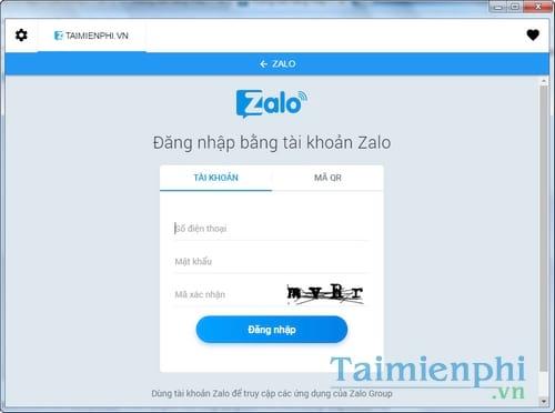 Hướng dẫn đăng nhập nhiều nick Zalo trên máy tính, chat 2 nick zalo trên PC 7