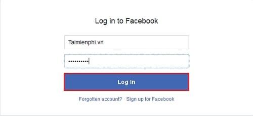 them ket ban zalo qua facebook so dien thoai tren pc laptop 6