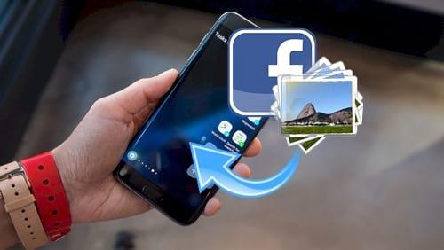 Cách tải Album ảnh trên Facebook về điện thoại, của bạn bè hoặc người lạ