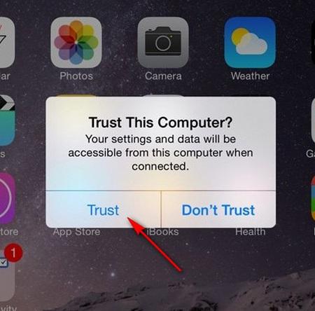 chep nhac tu may tinh vao iPhone, iPad