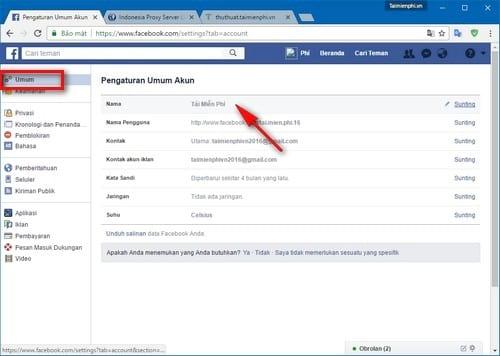 Đổi tên Facebook 1 chữ, 2 cách đặt tên Facebook 1 từ duy nhất