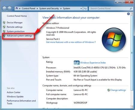 Chặn hiển thị Windows Boot Manager khi khởi động Windows 7
