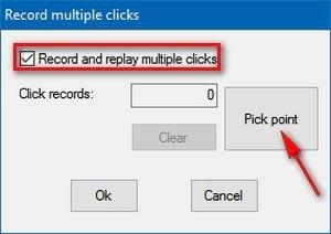 Cách sử dụng Auto Click, phần mềm tự động Click chuột chơi game 6