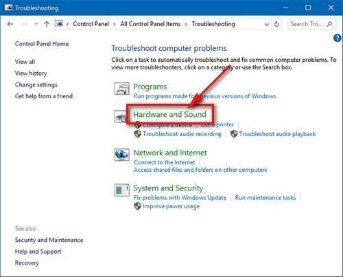 Khắc phục lỗi không tìm thấy kết nối Bluetooth trên máy tính, laptop 3