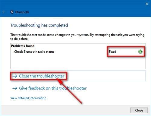 Khắc phục lỗi không tìm thấy kết nối Bluetooth trên máy tính, laptop 6