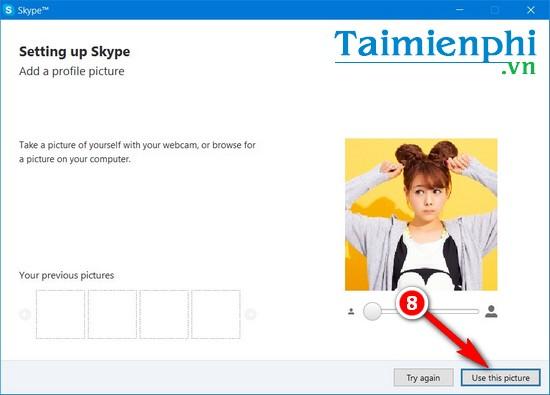 cach tao tai khoan Skype