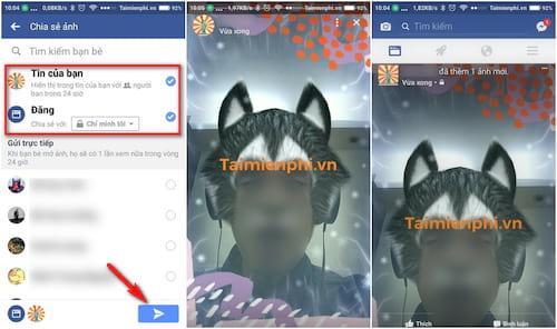 Cách tự hủy hình ảnh và video đã đăng trên Facebook, đặt thời gian xóa bài