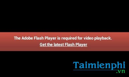 cach cai adobe flash player tren may tinh windows