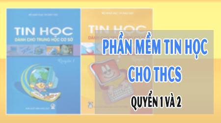 phan mem tin hoc cho thcs