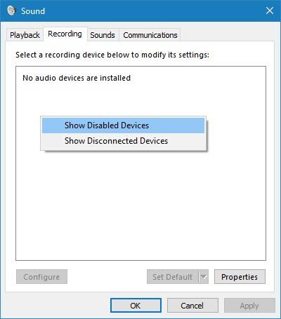Bật tắt Microphone trên Windows 10, bật tắt mic trên máy tính, laptop