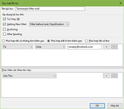 Use thunderbird to send email messages that are annoying in outlook 11