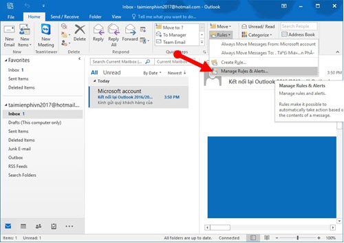 Use Thunderbird to send email messages that are annoying in outlook 12
