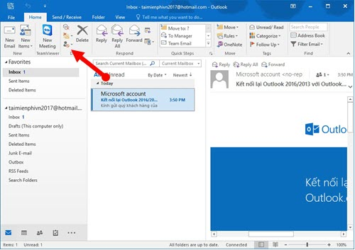 Use Thunderbird to send email messages that are annoying in outlook 5