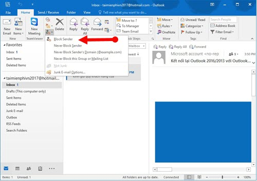 Use Thunderbird to send email messages that are annoying in outlook 6