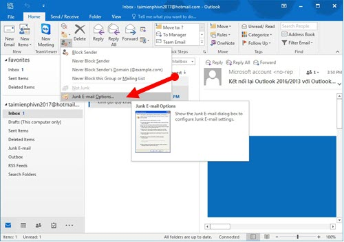 Use thunderbird to send email messages that are annoying in outlook 7