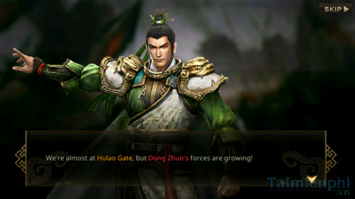Cách chơi Dynasty Warriors Unleashed trên PC, Laptop bằng Bluestacks 7
