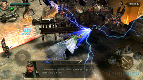 Cách chơi Dynasty Warriors Unleashed trên PC, Laptop bằng Bluestacks 8