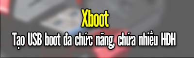 tao usb boot bang xboot