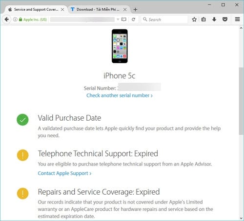 Web check imei iPhone, check iPhone lock, check iPhone 7, 6s, 6, 5s, 5