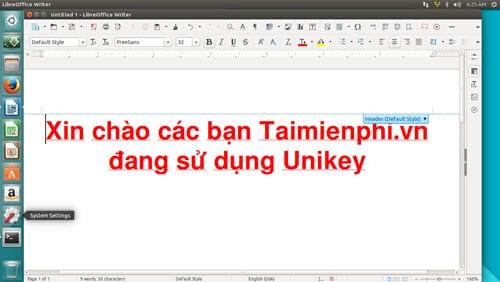 cai unikey tren ubuntu go tieng viet tren he dieu hanh linux 14