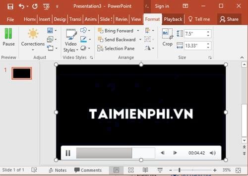 Cách khắc phục lỗi không chèn được video trong Powerpoint 2019, 2016, 2010, 2013, 2016, 2007 10