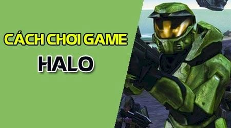 choi game halo combat evolved tren may tinh
