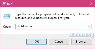 Tổng hợp các cách tắt Windows 10, shutdown win 10 nhanh nhất 7