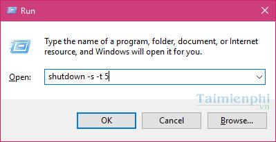 Tổng hợp các cách tắt Windows 10, shutdown win 10 nhanh nhất 8