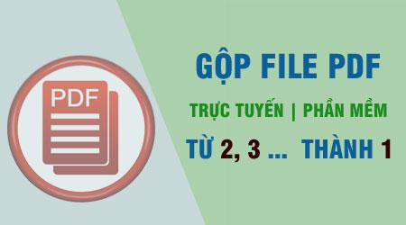 ghep file pdf