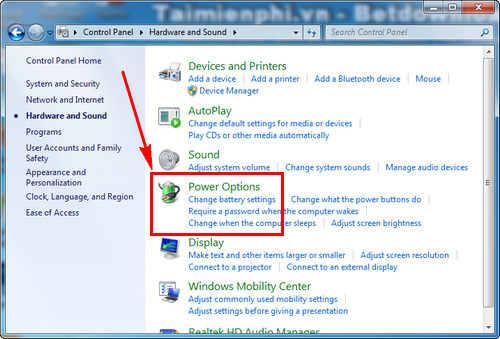The computer automatically connects to your USB 3