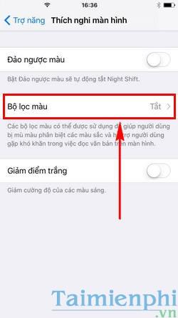 man hinh iphone 7 7 plus bi loi mau vang day la cach khac phuc 3