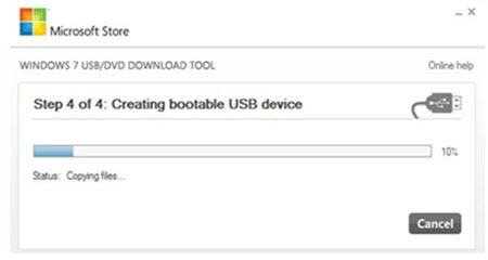 cach cai windows 10 creator update bang usb 7
