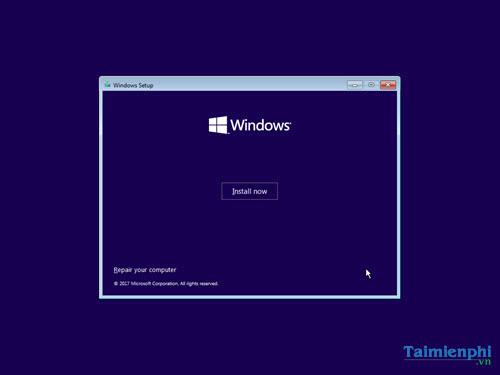 cach cai windows 10 creator update bang usb 10