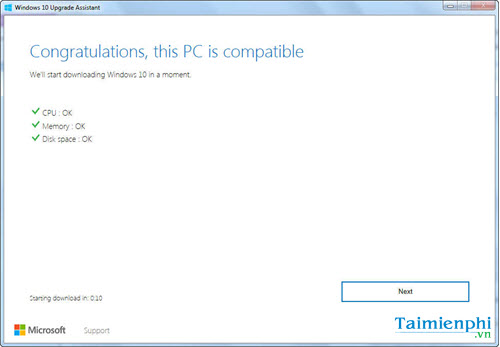 cach nang cap cap nhat windows 7 8 1 len windows 10 creators update 3