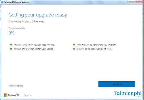 cach nang cap cap nhat windows 7 8 1 len windows 10 creators update 4