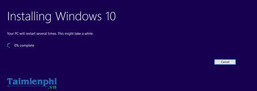 cach update cap nhat len windows 10 creators update khong mat du lieu 15