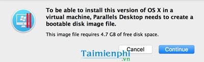 Hướng dẫn cài đặt hệ điều hành mac OS trên máy ảo