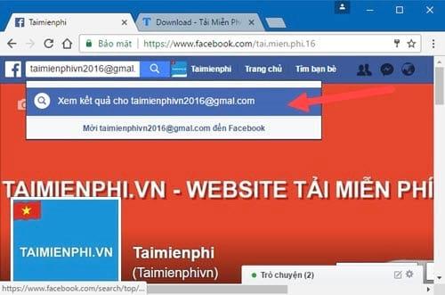 Cách tìm Facebook qua tên, số điện thoại, mail, địa chỉ, tìm Group, Fanpage 6